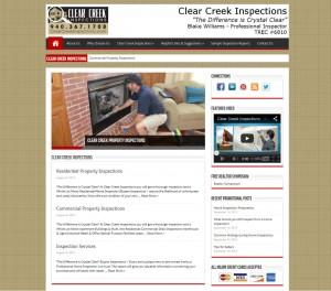 Clear Creek Inspections