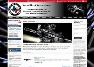 Republic of Texa Arms