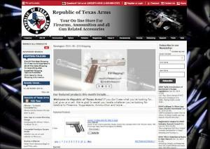 Republic of Texas Arms