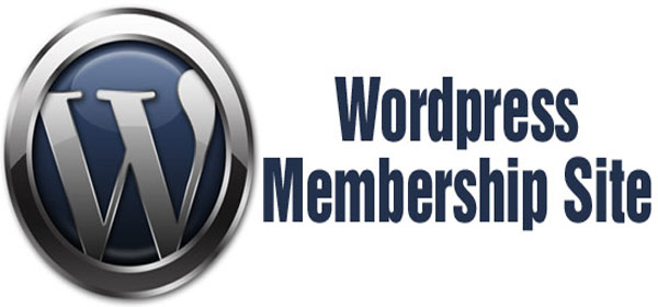 WordPress Membership Website