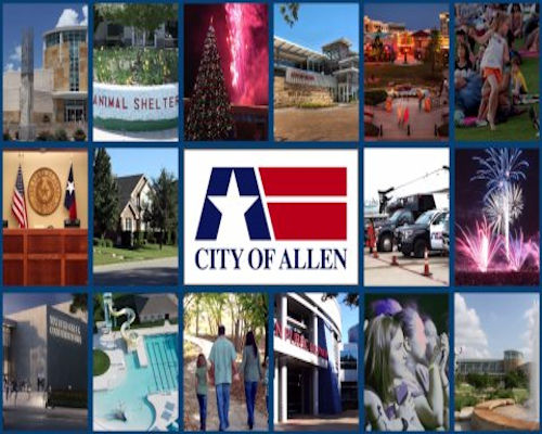 Web Design for clients in the City of Allen