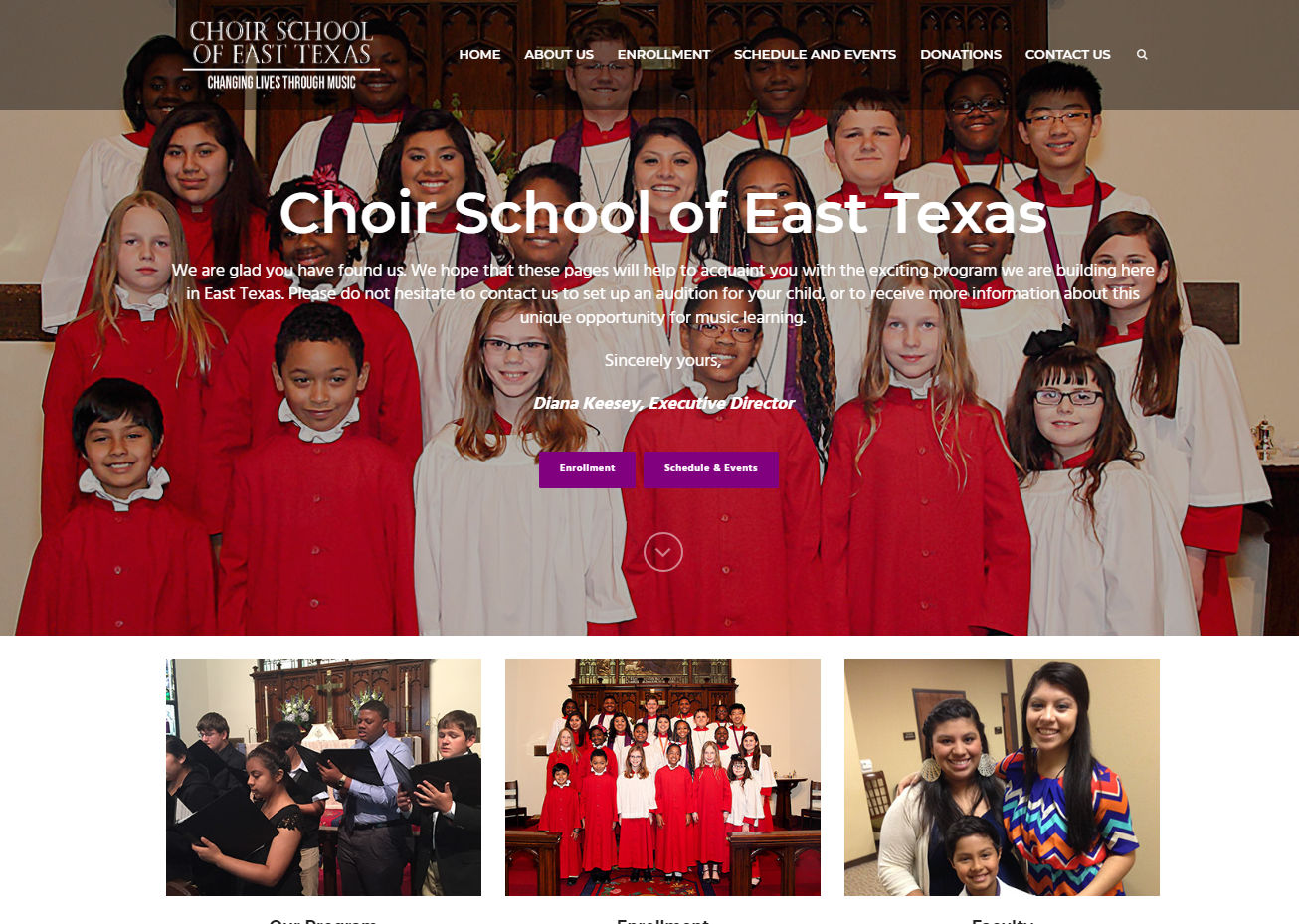 Choir School of East Texas