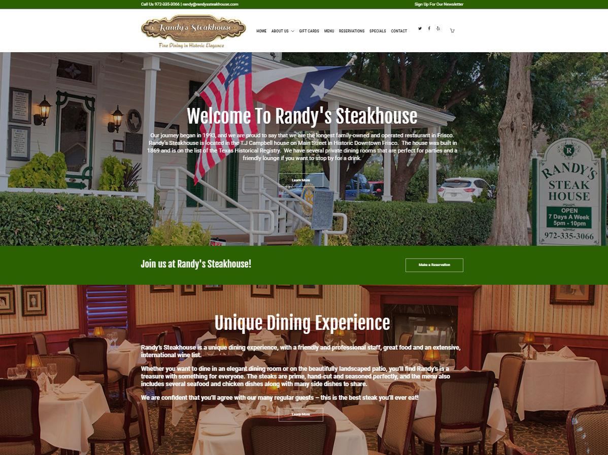 Randy's Steakhouse